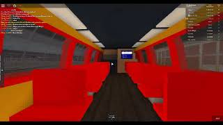 Roblox, [NS] Games Universe, Amsterdam Centraal Station, 2X Escalator Rides and boarding train virmm