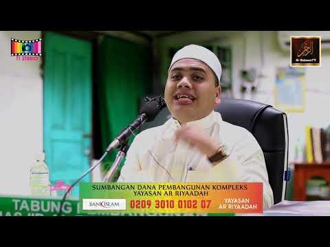 Ustaz Ahmad Husam - Salahkah Beramal Dengan HADIS DHOIF?