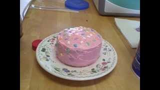 Easy Bake Oven 3 Layer Cake