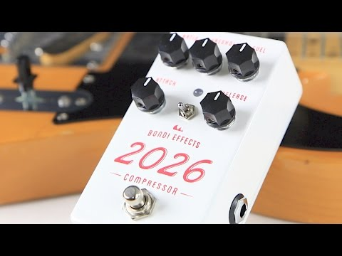 Bondi Effects 2026 Compressor Limiter