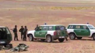 أخبار الآن - الجزائر تعزز انتشارها العسكري على حدود ليبيا ومالي