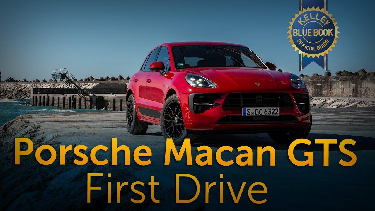2020 Porsche Macan Gts First Drive Youtube