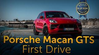 2020 Porsche Macan GTS - First Drive