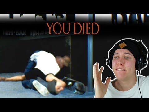 The DARK SOULS of Skateboarding Games! SESSION (Indoor Park V2)