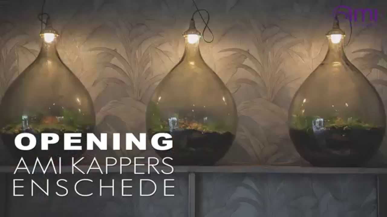 Opening Ami Kappers Enschede Youtube
