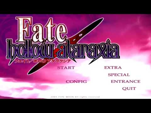 Fate Hollow Ataraxia Title Music Extended