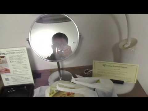 Room tour of Daiwa Roynet hotel Kyoto Shijo-karasuma