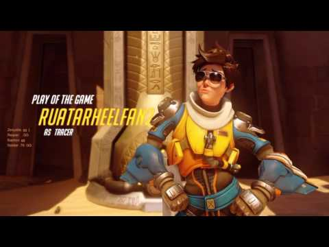 Overwatch Training Video - BullseyeAUG