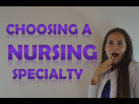 How to Choose the Right Nursing Specialty Career | Nurse Personality Quizzes