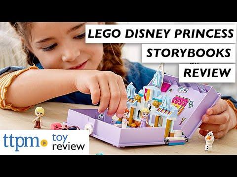 LEGO Disney Princess Storybook Adventures From LEGO