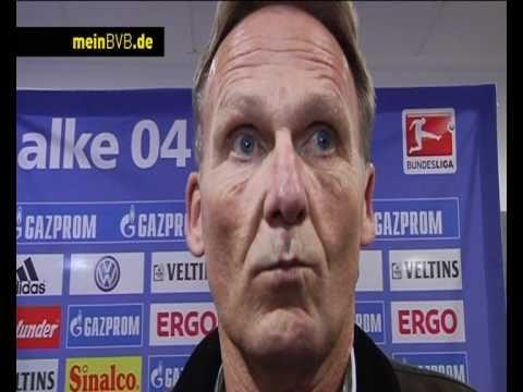 Schalke - BVB: Freies Interview mit Hans-Joachim Watzke