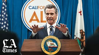Newsom orders new limits on California businesses and activities as COVID-19 soars