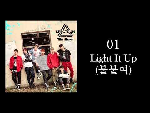 SPECTRUM 'Light It Up (불붙여)' AUDIO