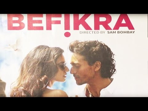 Befikra Video Song Launch | Tiger Shroff | Disha Patani | Full Event | 2016