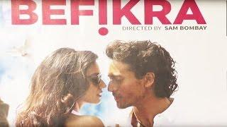 Befikra Video Song Launch | Tiger Shroff | Disha Patani | Full Event | 2016