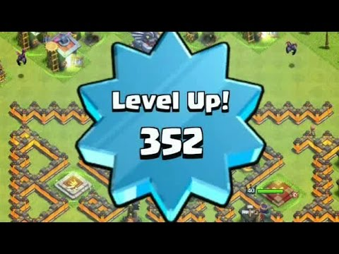 Let's Level Up 352, 170,000 Gems Disappeared??? - Clash of Clans