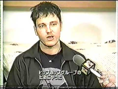 Third Eye Blind - Interview from 1997 Japan