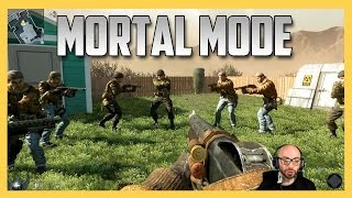 Mortal Mode on the Original Nuke Town - welcome home. (Black Ops 1) | Swiftor