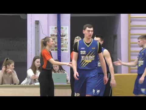 МЛБЛ ЮФУ vs Барс-РГЭУ 29 01 2021