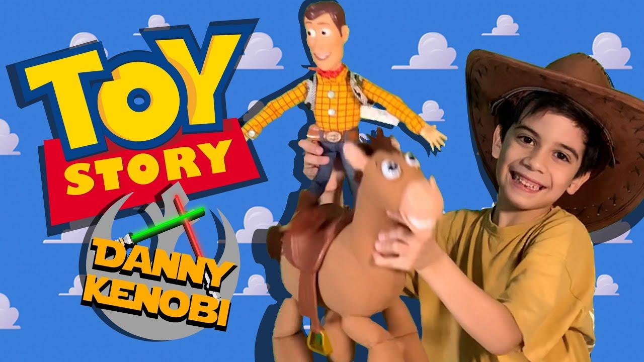 ¿Quienes son?😱👦🏻  Grandioso juguetes de TOY STORY 👨🏻🚀😍