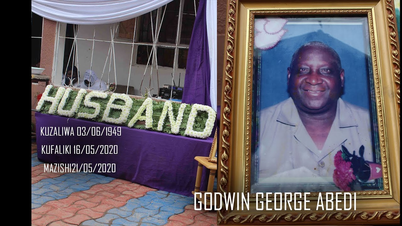 MSIBA WA GODWIN GEORGE ABEDI