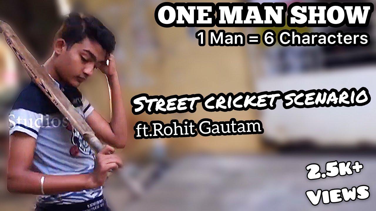 Street Cricket Scenario ft. Rohit Goutam || Comedy Vines Tamil || Ram Bhupathy Studios