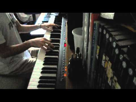 Diddy - Dirty Money - Yesterday ft. Chris Brown (piano cover)