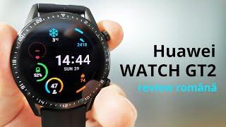 Review română - Huawei Watch GT 2: Baterie de 2 săptămâni, dar fără NFC