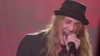 La Voix 4 Travis Cormier Auditions a l'aveugle Dream On