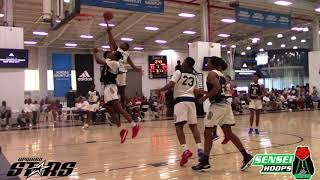 Adidas Finale: Upward Stars SE vs. Team Loaded VA