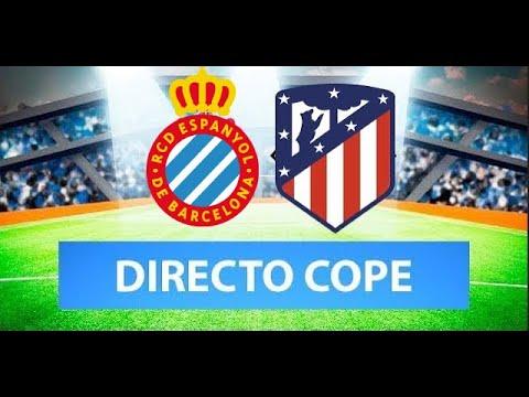 (SOLO AUDIO) Directo del Espanyol 1-2 Atlético de Madrid en Tiempo de Juego COPE