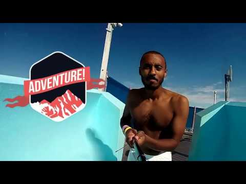 Family day at Muizenberg water slides (KoKovlog #3)