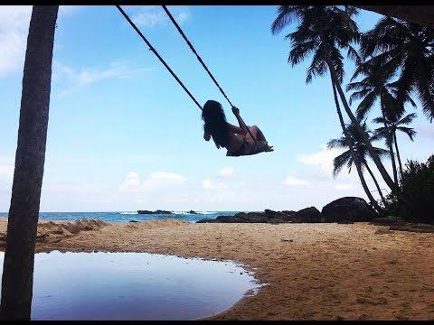 THE MOST BEAUTIFUL BEACH IN SRI LANKA | Sri Lanka travel vlog