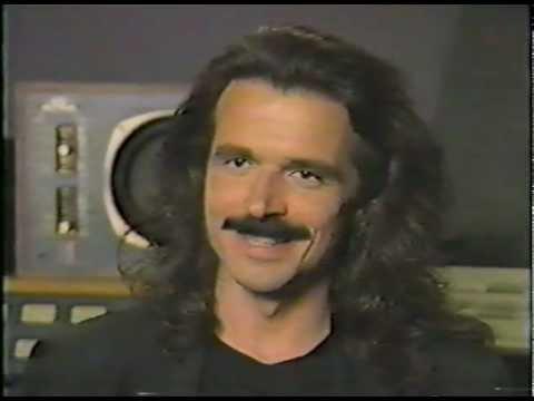 YANNI - Yanni interview - Private Music 1990