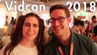 Dovan at Vidcon 2018 Day 1 | Evan Edinger
