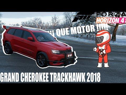 *REVIEW* Grand Cherokee Trackhawk 20181 Forza Horizon 4 | Logitech G29