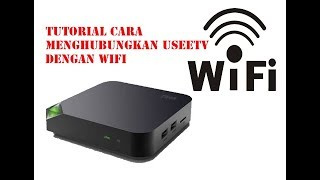 Download Video Tutorial Cara Menghubungkan STB(USEETV) dengan WIFI MP3 3GP MP4
