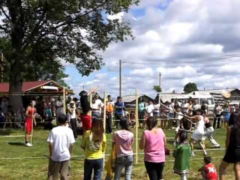 Udege Sport by Bikin River, Primorsky Krai, Russian Far East_16 Aug 2008.MOV