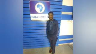 YemyTpx Visit to CHANNELS Tv
