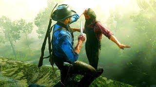 Red Dead Redemption 2 - Epic Brutal & Funny Moments Compilation #15