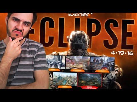 """ΚΑΙΝΟΥΡΓΙΑ ΜΑΠΣ! // Black Ops 3 """"Eclipse"""" DLC Gameplay"""