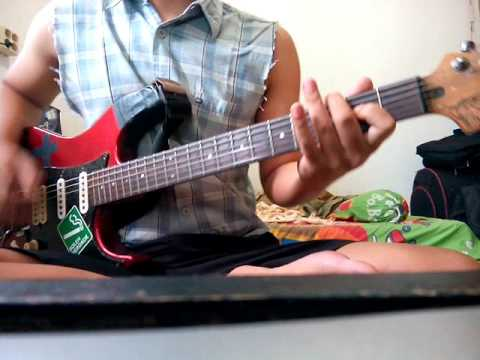 Superman Is Dead, Muka Tebal (GuitarCover)