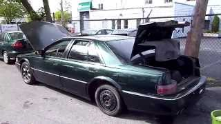 Look at a 1997 Cadillac Seville STS