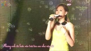 [Vietsub + Kara] 有點甜 - Có một chút ngọt ngào - An Tâm Á & Uông Tô Lang (Yêu Em Từ Cái Nhìn Đầu Tiên)