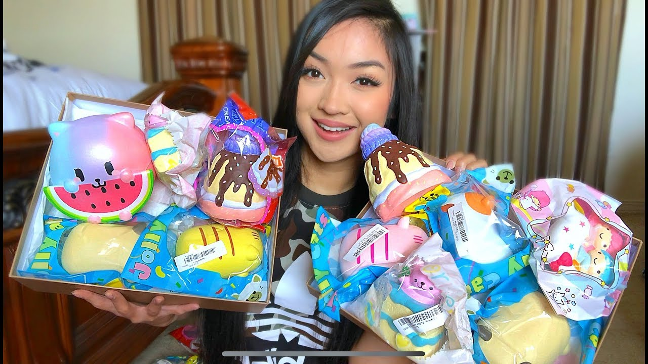 USD150 SQUISHY GIVEAWAY! (Closed) - YouTube