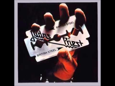 judas priest british steel us version full album youtube