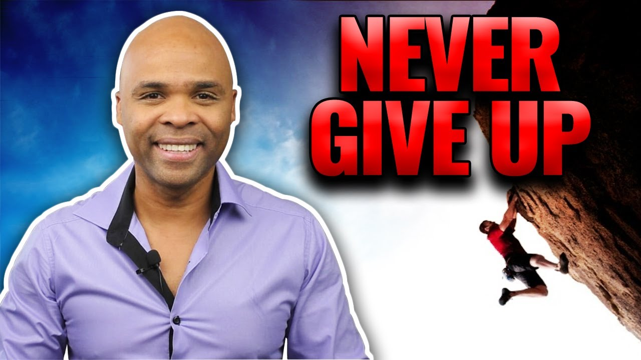 Powerful Motivational Video - Never Give Up