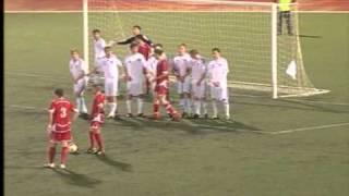 Gibraltar 3 vs 0 Faroe Islands. Highlights March 2011