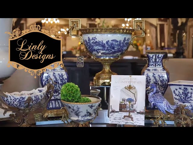 Linly Designs' Boutique - luxury home decor & design