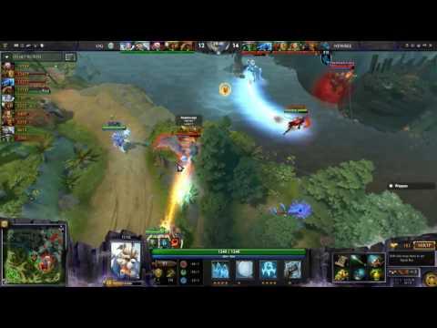 OG Dota2 vs Newbee - EPICENTER Moscow Full Highlights Dota 2